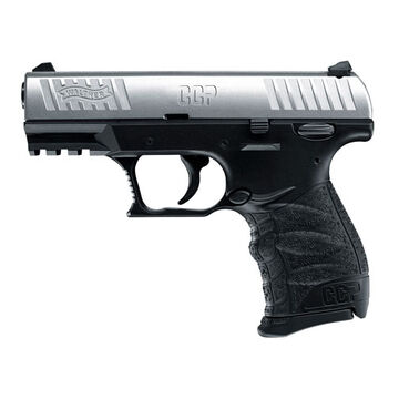Walther CCP Stainless 9mm 3.54 8-Round Pistol