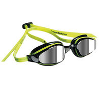 Aqua Sphere MP Michael Phelps K180 Mirror Lens Swim Goggle
