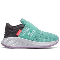 New Balance Infant/Toddler Girls' Slip-on Fresh Foam Roav Sneaker