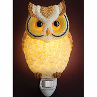 Ibis & Orchid Design Hoot Nightlight