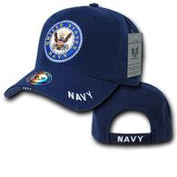 Rapid Dominance Men's Legend Military Cap - Navy