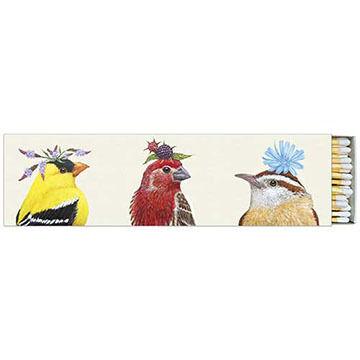 Paperproducts Design Lenny, Charlie & Talulah Long Matchbox
