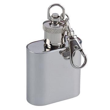 AceCamp Keychain Flask