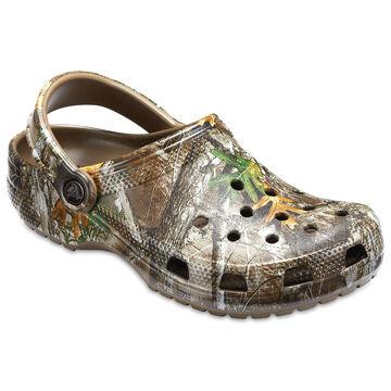 Crocs Mens Classic Realtree Edge Clog