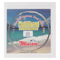 Mason MultiStrand Leader Wire - 10 Yards