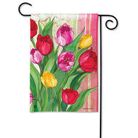 BreezeArt Glorious Garden Garden Flag