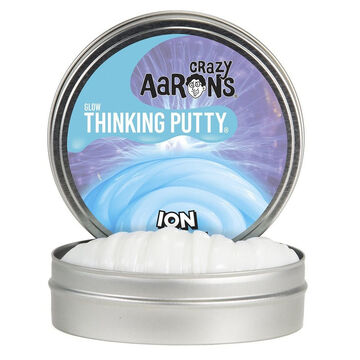 Crazy Aarons Mini Ion Glow Thinking Putty - 0.47 oz.