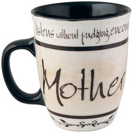 Carson Home Accents Heartnotes Mother Mug