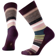 SmartWool Women's Saturnsphere Medium Cushion Crew Sock - Special Purchase