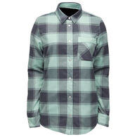 Flylow Gear Women's Penny Insulated Long-Sleeve Flannel Shirt