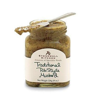 Stonewall Kitchen Traditional Pub Style Mustard - 8 oz.