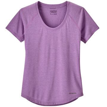 Patagonia Womens Nine Trails Short-Sleeve T-Shirt