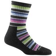 Darn Tough Vermont Women's Decade Stripe Midweight Micro Crew Hiking Sock
