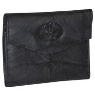 Buxton Women's Heiress Mini Tri Fold Wallet