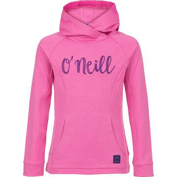 O'Neil Girl's Glide Fleece Hoodie