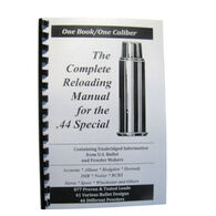 Loadbooks USA The Complete Reloading Manual for the .44 Special