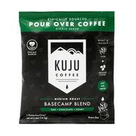 Kuju Medium Roast Basecamp Blend Pocket PourOver Coffee