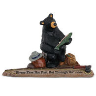 Big Sky Carvers Rivers Flow Figurine