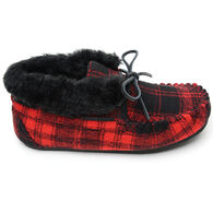 Minnetonka Women's Chrissy Bootie Slipper