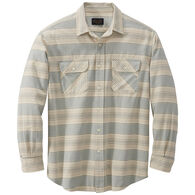 Pendleton Men's Beach Shack Cotton Twill Long-Sleeve Shirt