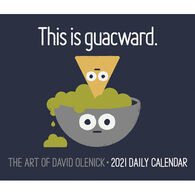 Willow Creek Press The Art of David Olenick 2021 Box Calendar