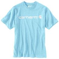 Carhartt Men's Screenprinted Logo Short-Sleeve T-Shirt