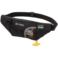 Onyx M-24 In-Sight Manual Inflatable Belt Pack Life Jacket PFD