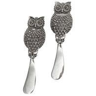 Thirstystone Owl Spreader, 2-Piece Set