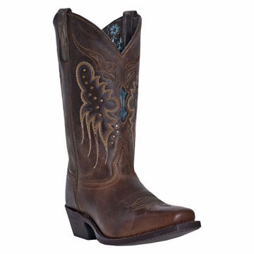 Dan Post Womens Laredo Cora Western Boot