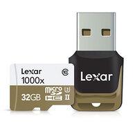 Lexar 32GB Professional microSDHC UHS-II Memory Card