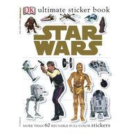 Ultimate Sticker Book: Star Wars by DK Publishing