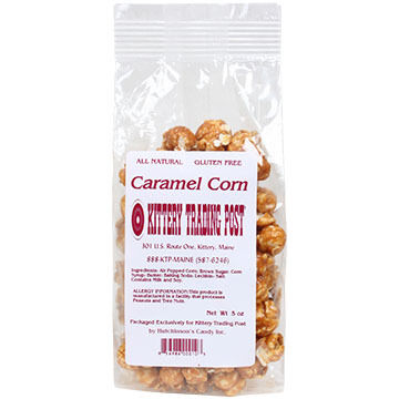 Hutchinson's Candy Original Carmel Corn, 5 oz.