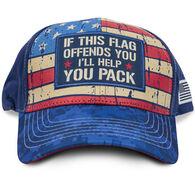 Buck Wear Men's Pack It Hat