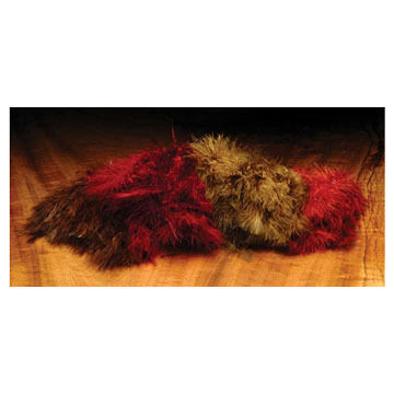 Hareline Wooly Bugger Marabou Fly Tying Material
