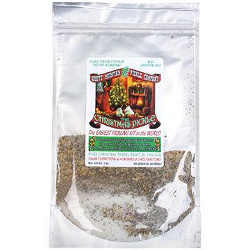 White Mountain Pickle Co. Christmas Pickle Kit