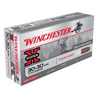 Winchester Super-X 30-30 Winchester 170 Grain Power-Point Rifle Ammo (20)