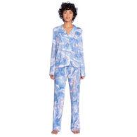 P.J. Salvage Women's Swirl Pajama Set