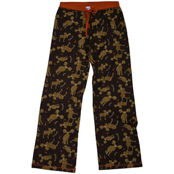 Lazy One Junior's Chocolate Moose Lounge Pant
