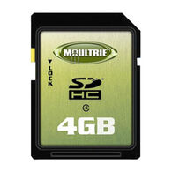Moultrie 4 GB SD Memory Card