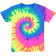 ESY Youth Tie Dye Geckos Short-Sleeve T-Shirt