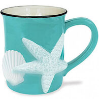Cape Shore Shells Sculpted Mug