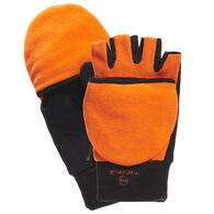 Manzella Men's Hunter Convertible Hunting Glove