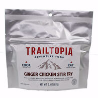 Trailtopia Gluten-Free Ginger Chicken Stir Fry - 1 Serving