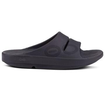 Oofos Mens OOahh Sport Slide Sandal
