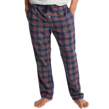 Southern Tide Mens Tidings Plaid Lounge Pant