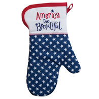 Kay Dee Designs America the Beautiful Embroidered Oven Mitt