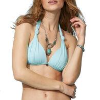 Odd Molly Women's Seashore Halterneck Bikini Top