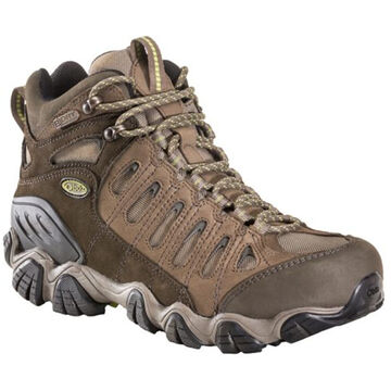 Oboz Mens Sawtooth Waterproof Mid Hiking Boot