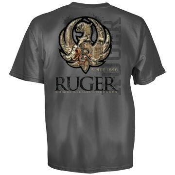 Ruger Mens Camo Short-Sleeve T-Shirt