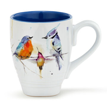 Big Sky Carvers Little Birds Mug